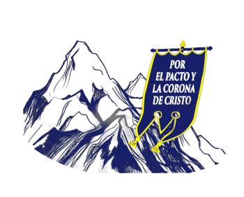 Logo con montana